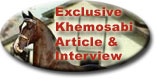Khemosabi Article and Paul Husband Interview