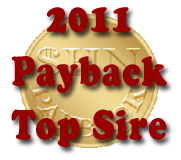 2011 Top Sire